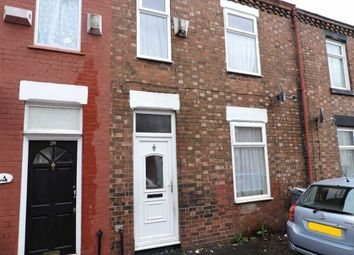 Thumbnail 2 bed terraced house for sale in Belvoir Avenue, Manchester