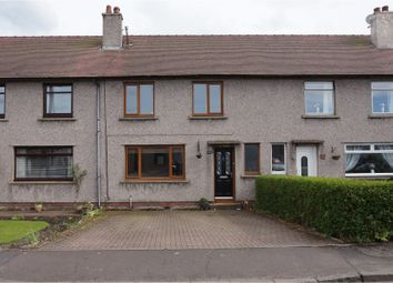 Thumbnail 3 bed terraced house for sale in Princes Street, Falkirk