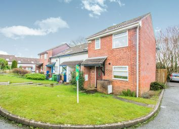 Thumbnail 2 bed end terrace house for sale in Tintagel Close, Thornhill, Cardiff