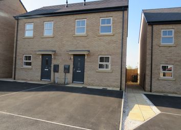 Thumbnail 2 bed semi-detached house for sale in Stretton Street, Adwick-Le-Street, Doncaster