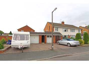 Thumbnail 3 bed semi-detached house for sale in Springfield, Bridgnorth