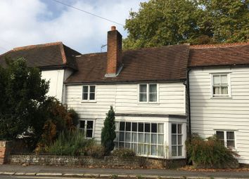 Thumbnail 3 bed cottage for sale in Woodcote Road, Epsom