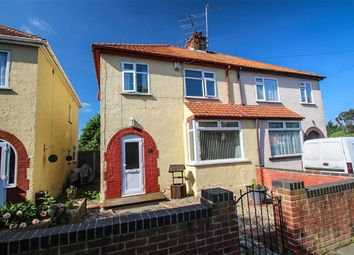 Thumbnail 3 bed semi-detached house for sale in Jameson Road, Clacton-On-Sea