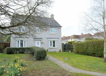 Thumbnail 4 bed detached house for sale in Colliers Way, Haydon Village, Radstock