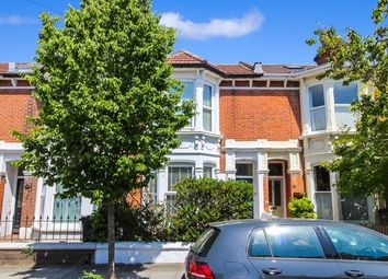 Thumbnail 3 bed terraced house for sale in Gains Road, Southsea
