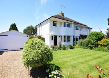 Thumbnail 3 bed semi-detached house for sale in North Lane, Rustington, West Sussex