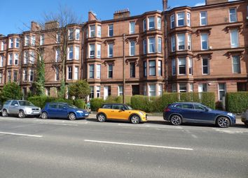 Thumbnail 1 bed flat for sale in Crow Road, Glasgow