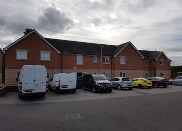Thumbnail 2 bed flat to rent in The Hedgerows, Sleaford, North Parade, Sleaford