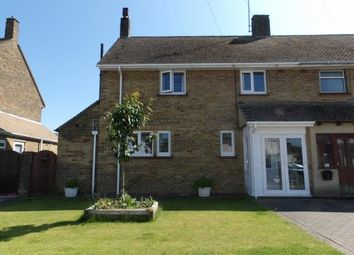Thumbnail 3 bed semi-detached house for sale in Waltham Crescent, Southend-On-Sea