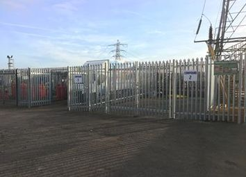 Thumbnail Land to let in Storage Compounds, Quantum House, Leek Road, Stoke On Trent, Staffordshire