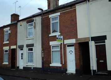 Thumbnail 2 bed terraced house to rent in Frederick Street, Derby
