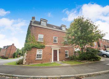 Thumbnail 4 bed detached house for sale in Fleming Walk, Church Village, Pontypridd