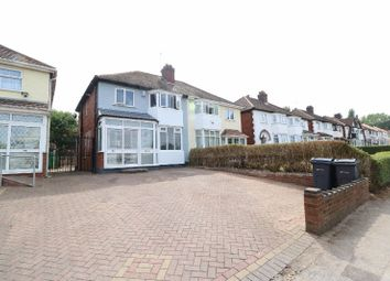 Thumbnail Semi-detached house for sale in Oxhill Road, Handsworth, West Midlands