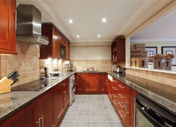 Thumbnail 2 bed flat for sale in Hermitage Court, Knighten Street, London