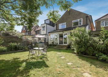 Thumbnail 4 bedroom detached house for sale in Beech Road, Epsom