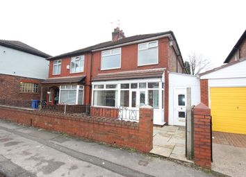 Thumbnail 4 bedroom semi-detached house to rent in Park Road, Audenshaw, Manchester