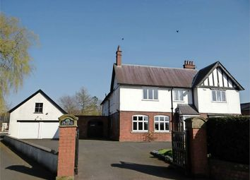 Thumbnail 6 bed detached house for sale in Netherby Road, Longtown, Carlisle, Cumbria