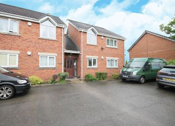 Thumbnail 2 bed flat for sale in Linsford Court, Middle Hulton, Bolton, Lancashire