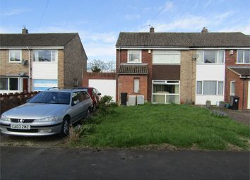 Thumbnail 3 bed semi-detached house for sale in Harrington Road, Stockwood, Bristol