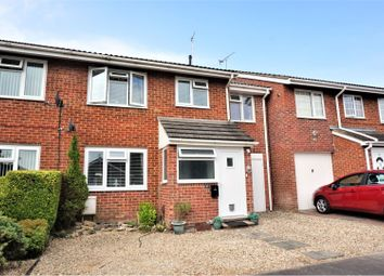 Thumbnail 4 bed semi-detached house for sale in Popplechurch Drive, Swindon