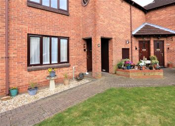 Thumbnail 2 bed flat for sale in Western Close, Ashby-De-La-Zouch