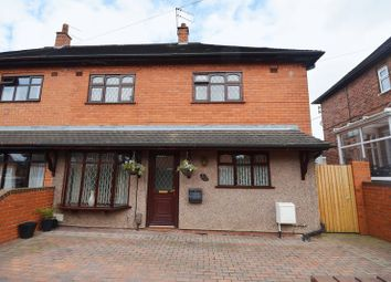 Thumbnail 3 bed semi-detached house for sale in Pleydell Street, Stoke-On-Trent