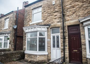 Thumbnail 2 bed semi-detached house to rent in Sheffield Road, Killamarsh, Sheffield