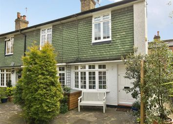 Thumbnail 2 bed end terrace house for sale in Corbiere Court, Wimbledon Village, London