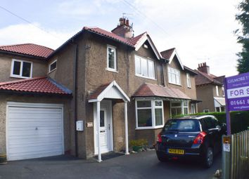 Thumbnail 4 bed semi-detached house for sale in Main Road, Riding Mill