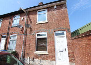 Thumbnail 2 bed end terrace house for sale in Offa Street, Tamworth