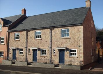 Thumbnail 2 bed town house to rent in 1 Speeds Court, King Street, Alfreton