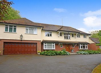 Thumbnail 5 bed detached house to rent in Frithsden Copse, Potten End, Berkhamsted