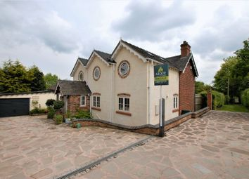 Thumbnail 4 bed detached house for sale in Jardines Lane, Stubwood, Uttoxeter