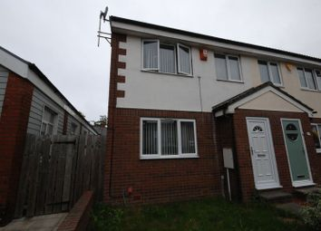 Thumbnail 3 bed property for sale in Hawthorn Mews, Hawthorn Road, Ashington