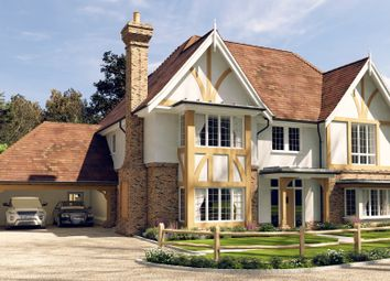 Thumbnail 5 bed detached house for sale in The Willow, Wadhurst Place, Mayfield Lane, Wadhurst, East Sussex
