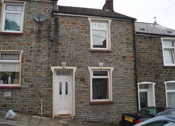 Thumbnail 3 bed terraced house for sale in Woodland Terrace, Mountain Ash