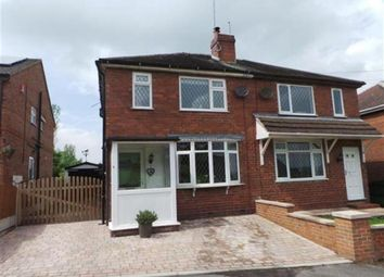 Thumbnail 3 bed semi-detached house to rent in Park Drive, Cheadle