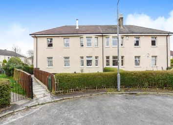 Thumbnail 3 bedroom flat for sale in Motehill Road, Paisley
