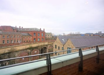 Thumbnail 2 bed flat for sale in Curzon Place, Gateshead