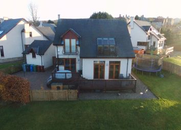 Thumbnail 4 bed detached house for sale in Linnbank, Lanark