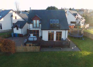 Thumbnail 4 bed detached house for sale in Linnbank, Lanark