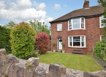 Thumbnail 3 bed semi-detached house for sale in Ledbury Road, Ross-On-Wye