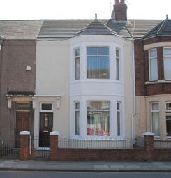 Thumbnail 3 bed terraced house for sale in 59 Bolckow Road, Grangetown, Middlesbrough, Cleveland