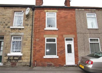 Thumbnail 3 bed terraced house for sale in Newton Street, Mansfield, Nottinghamshire