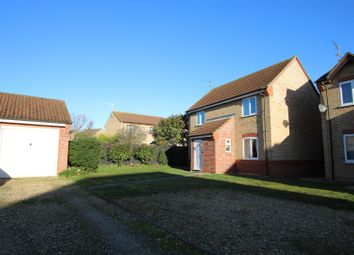 Thumbnail 3 bed detached house for sale in Cypress Close, Sleaford