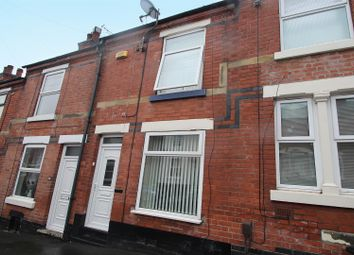 Thumbnail 2 bed terraced house for sale in Rossington Road, Sneinton, Nottingham