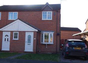Thumbnail 2 bed semi-detached house for sale in St. Georges Road, Thorne, Doncaster