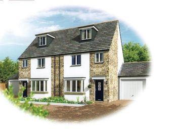 Thumbnail 4 bedroom end terrace house for sale in Fowey, Hill Hay Close, Fowey
