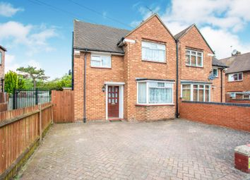 Thumbnail 3 bed semi-detached house for sale in Carr Road, Northolt
