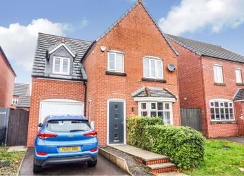 Thumbnail 4 bed detached house for sale in Alverton Court, Wigan
